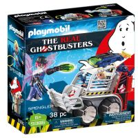 Playmobil 9386 The Real Ghostbusters: Spengler and Cage Car